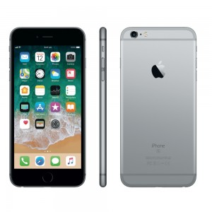 Refurbished Apple iPhone 6(1GB/32GB)Space Gray, Six Month Warranty